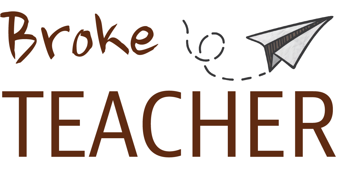 Broke Teacher